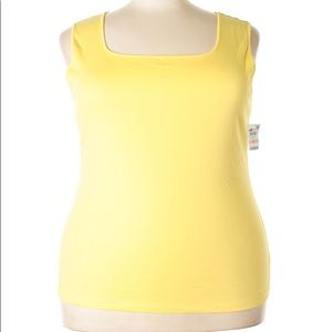 Buttercup Yellow Top
